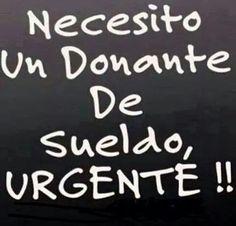 Donante de #sueldo