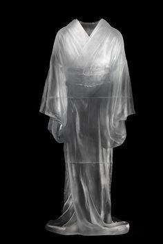 Karen LaMonte- cast glass ... ethereal