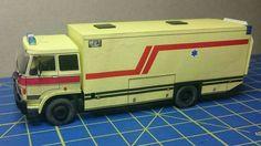 Liaz Ambulance
