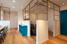 美容室MASH   GALLERY   タカラスペースデザイン 美容室・美容院・歯科医院・クリニック等の設計、デザインを手掛けております。 Decor, Furniture, Room, Interior, Loft, Loft Bed, Home Decor, Room Divider, Divider