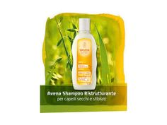 Shampoo Weleda all'avena: per capelli più forti
