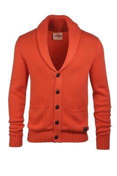 Schalkragen Cardigan EDC - Esprit Online-Shop - Click image to find more Men's Fashion Pinterest pins