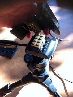 Use sugru & LEGO to mount a webcam to a tripod | gurus | The future needs fixing