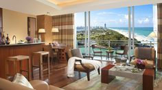The Ritz-Carlton Bal Harbour, Miami: One and Two Bedroom Suites