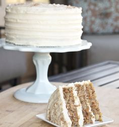 Sweetened with Honey Carrot Cake plus 39 more of the best carrot cake recipes