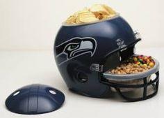 Seattle Seahawks Snack Helmet Z157-1094326028