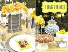 Spring brunch ideas