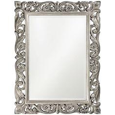 Howard Elliott Chateau Nickel Mirror 2113N