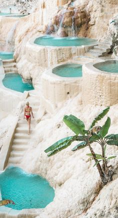 Relaxing at Grutas Tolantongo hot pools // Are you planning a trip to Mexico? Ch… Relaxing at Grutas Tolantongo hot pools // Are you planning a trip to Mexico? Check out these incredible Mexico vacation destinations you didn't know existed! Mexico Vacation Destinations, Vacation Places, Dream Vacations, Travel Destinations, Unique Vacations, Best Holiday Destinations, Dream Vacation Spots, Vacation Mood, Vacation Wear