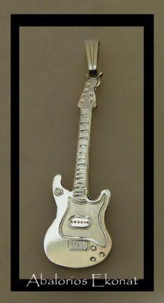 dijes de guitarras - Buscar con Google