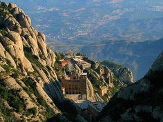 Montserrat vista alucinante. #mercavima