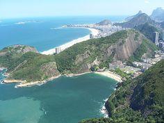 Praia Vermelha - Rio de Janeiro - Brasil