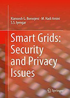 Smart Grids Security And Privacy Issues PDF
