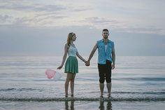 love shoot | couple | cute | hanke arkenbout | outdoor | photography | romantic | love | beach | balloon | summer