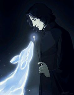 New Wall Paper Harry Potter Always Severus Snape IdeasYou can find Severus snape and more on our website.New Wall Paper Harry Potter Always Severus Snape Ideas Harry Potter Fan Art, Harry Potter Anime, Fans D'harry Potter, Estilo Harry Potter, Mundo Harry Potter, Lily Potter, Images Harry Potter, Harry Potter Drawings, Harry Potter Quotes