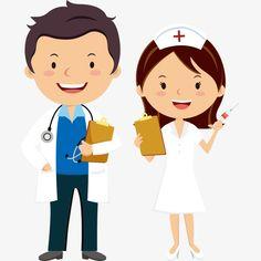 Nurse Drawing, Doctor Drawing, Cartoon Man, Cartoon Kids, Person Cartoon, Doctor Party, First Aid For Kids, Girls Holding Hands, Nurse Art