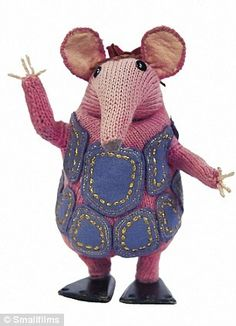 The Clangers Knitting Pattern : 1000+ images about clangers on Pinterest Kids tv shows, Puddings and Free k...