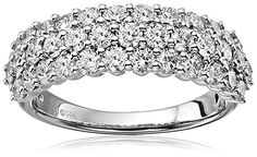 White Gold Diamond Anniversary Wedding Bands H-I Color, Clarity), Size All our diamond suppliers confirm that they comply with the Kimberley Process to ensure that their diamonds are conflict free. Cheap Promise Rings, Silver Promise Rings, Promise Rings For Couples, Diamond Promise Rings, White Gold Wedding Rings, Wedding Rings For Women, Wedding Bands, Wedding Ring Pictures, Vintage Wedding Jewelry