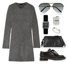 """Untitled #320"" by kholli-1 ❤ liked on Polyvore featuring Loewe, The Row, Marni, Victoria Beckham, Isabel Marant and Jennifer Fisher"