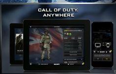 A,B,C...Games: Call of Duty: Ghost ya tiene lista la App para los Smartphones y Tablets. Video
