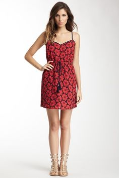 Flying Tomato Floral Dress by Flying Tomato & More on @HauteLook