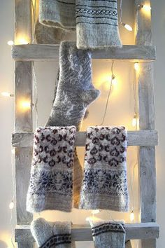 cute, and great for drying socks, mittens, hats and what-nots after the kids are done playing in the snow....or rain in the spring/summer.