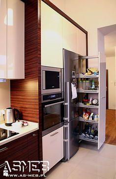 Kuchnia styl Nowoczesny - zdjęcie od AS-MEB producent kuchni i mebli - Kuchnia - Styl Nowoczesny - AS-MEB producent kuchni i mebli