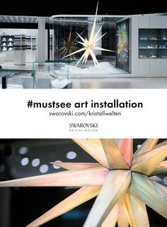 Experience the design of the Swarovski Kristallwelten Store, created by renowned architects and planners.