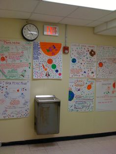 Collaborative posters.  Each students gets one colored marker and they are not allowed to swap colors or with other students.  Allows you to see at a glance who contributed what to the activity.