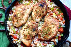 Spicy Pork Chops and Rice | Tasty Kitchen: A Happy Recipe Community!
