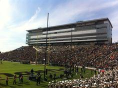 Ross-Ade Stadium, West Lafayette Indiana.