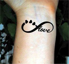 Hart nep tattoo oneindigheid hart tattoo tijdelijke tatouages set 2 liefde tatoeages hart tatoeages nep tattoos body art - A Few Of My Favorite Things Fake Tattoos, Mom Tattoos, Trendy Tattoos, Body Art Tattoos, Small Tattoos, Crown Tattoos, Tatoos, Heart With Infinity Tattoo, Tattoos Infinity