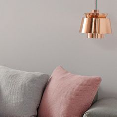 & Tradition Utzon #Lamp JU1 #Copper #urban #scandi #lookbook #SS14 #interiordesign