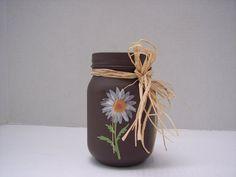 Primitive Jar by DawnsCozyCorner on Etsy, $12.00