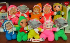 Various Bean Dolls | Flickr - Photo Sharing!