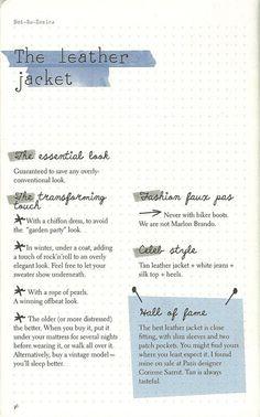 Parisienne notes
