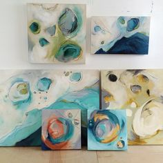 Deciding which pieces to put on One Kings Lane with the @atlantaartistcollective soon!