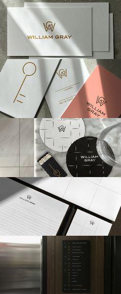 William Gray / Branding  by Paprika