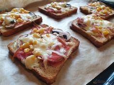 Hawaiian Pizza, Cer, Sandwiches, Recipes, Food, Mariana, Recipies, Essen, Meals