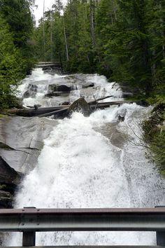 Big Creek Falls near North Bend, Washington