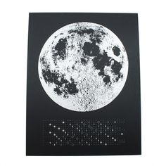 This beautiful handmade calendar is both decorative and functional www.mooreaseal.com
