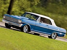 63 Chevy Nova LS1 Convertible