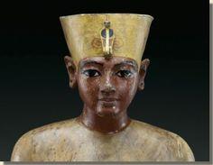 Paspop van Toetanchamon, Egyptisch Museum, Caïro