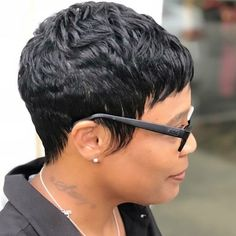 Loriane J. The Hair... The Person... The Experience IGH Stunner I Have The Tools To Create The Perfect Pixie ✂️✂️…