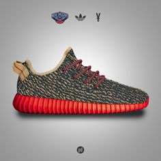 Here's What The adidas Yeezy 350 Boost Would Look Like In NBA Team Colorways 20