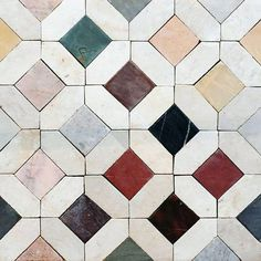 This tile pattern is gorgeous