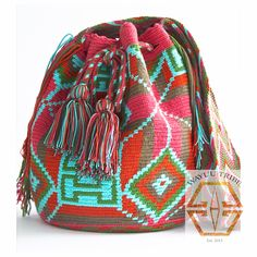 Ready for Fall?? Check out www.wayuutribe.com to see more looks. 100% handmade by the indigenous Wayuu Tribe in La Guajia region of South America.  @Nina Garcia at $75.00