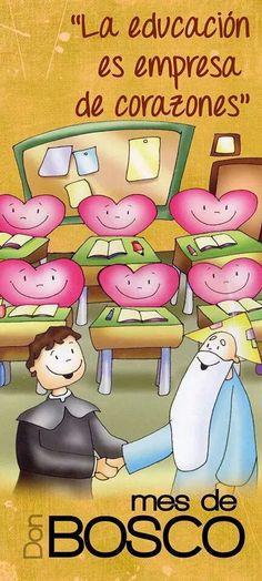 Educar es tarea del corazón