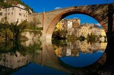 Fossombrone - les Marches - Italie