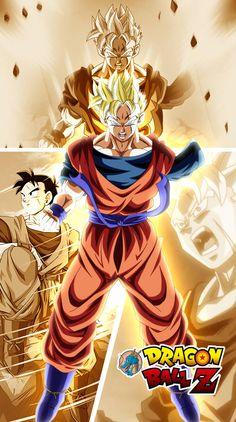 Goku Yellow Super saiyan by JemmyPranata on DeviantArt - quote. Dragon Ball Z, Dbs Gohan, Manga Dbz, Mirai Gohan, Anime Dragon, Kid Buu, Foto Do Goku, Dbz Characters, Deviantart